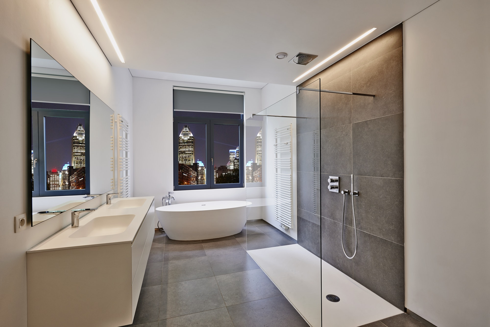 Få nyt Badeværelse af Norh Tømrer København