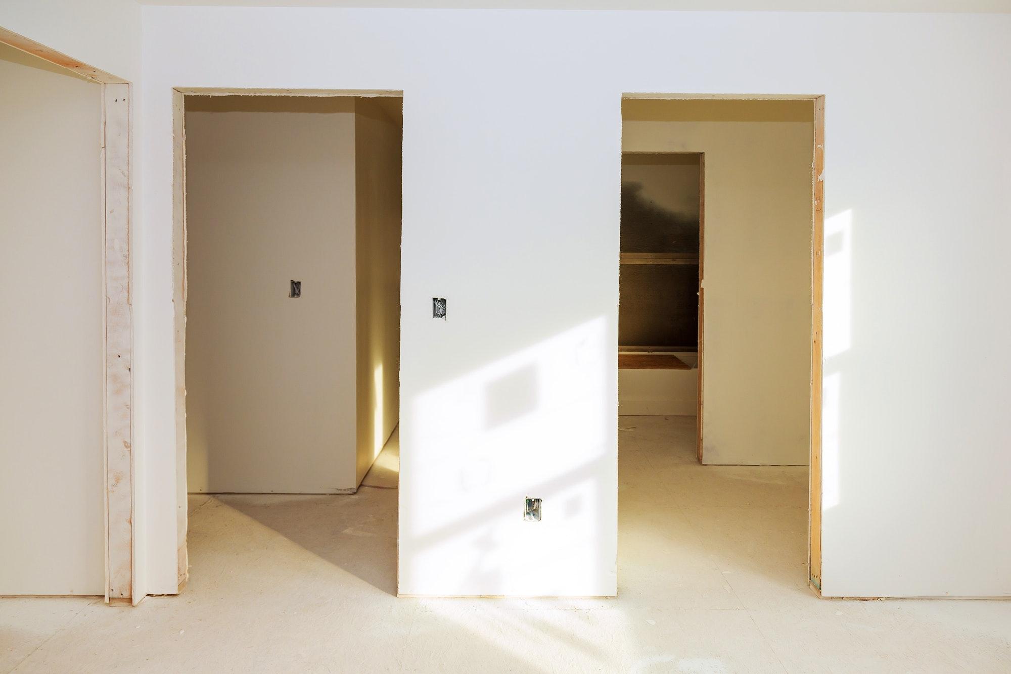 Tømrer nybyggeri eller ny byg samt tilbygning