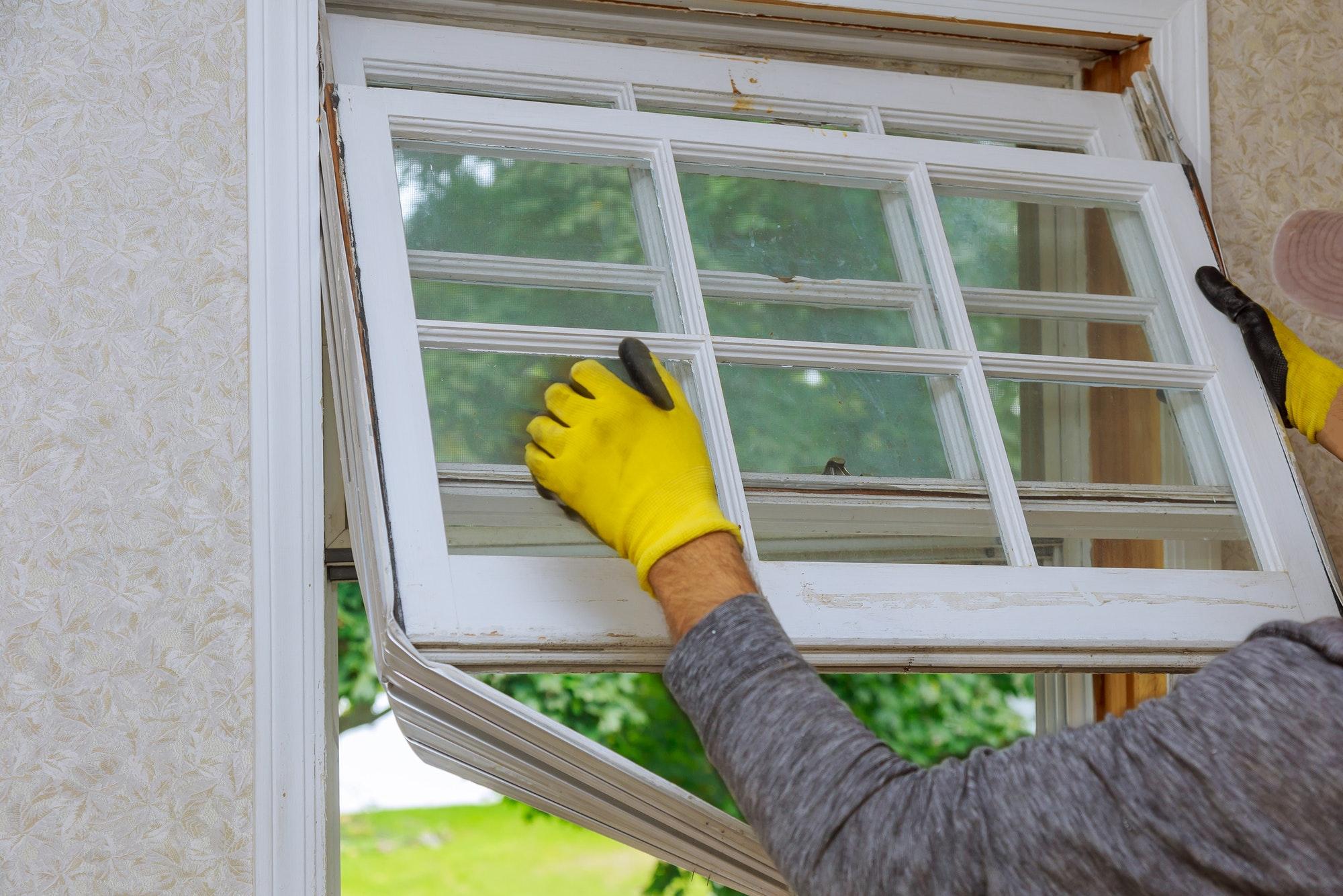 Nye vinduer nye døre Udskiftning af vinduer og døre ved Norh Tømrer København